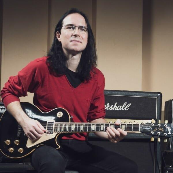 Matt Helm Guitar Recording Icon